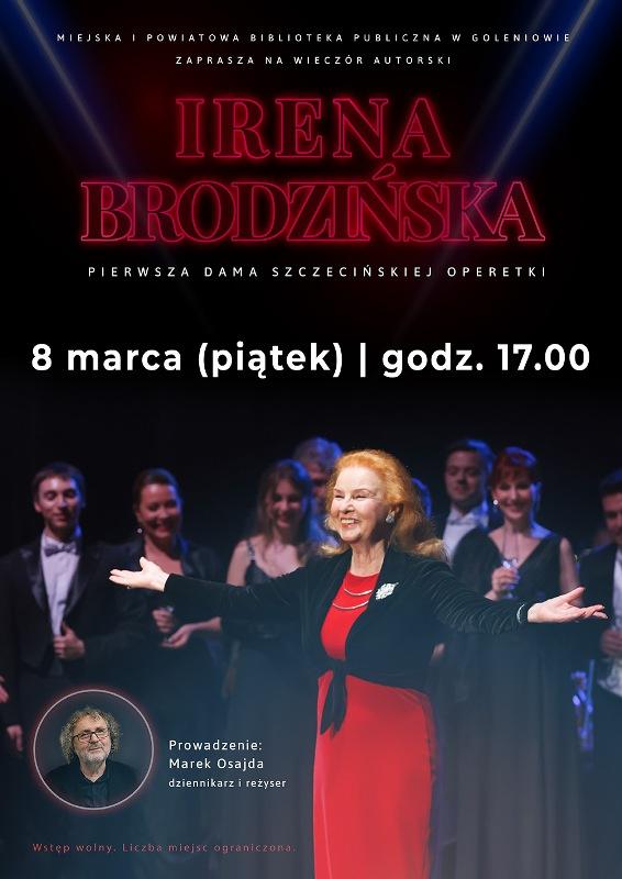 Irena Brodzińska