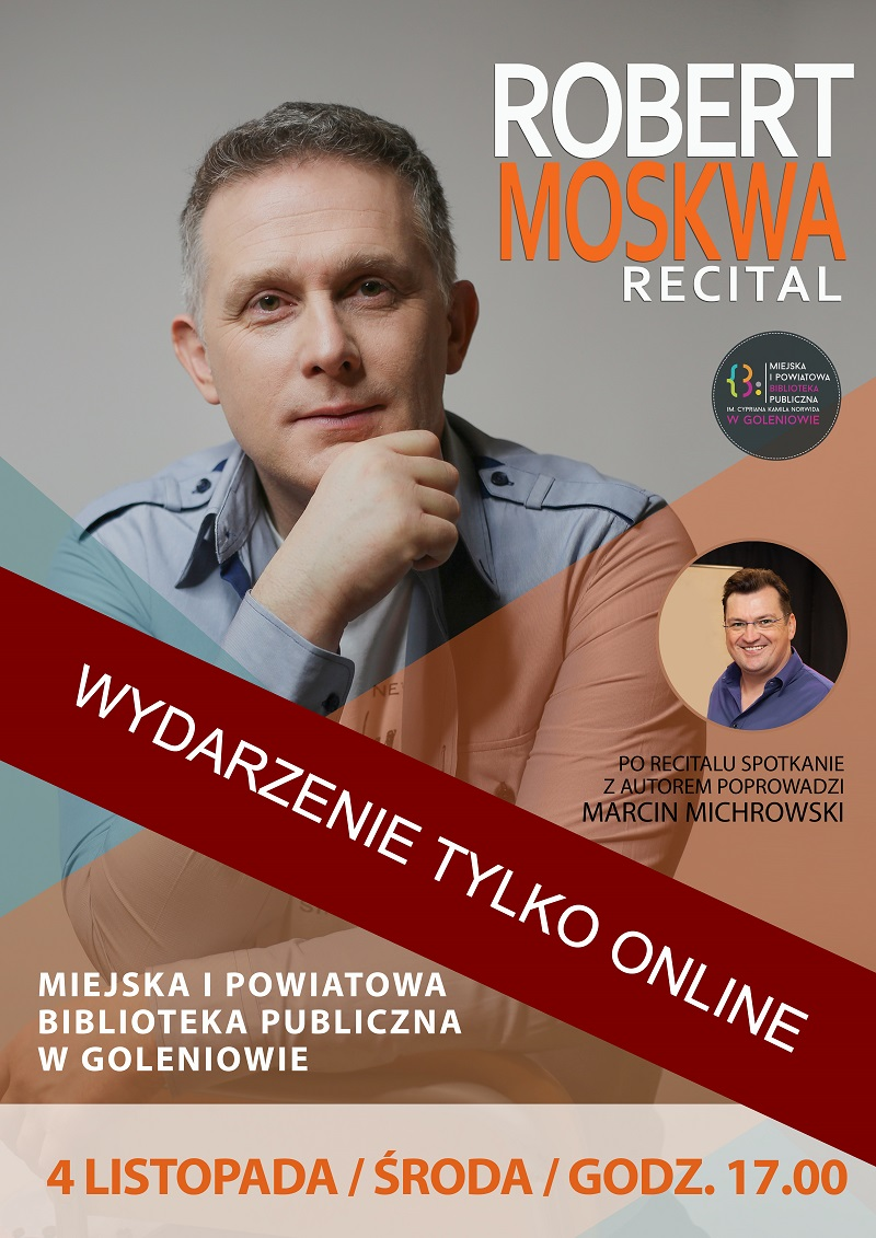 Recital Roberta Moskwy on-line!